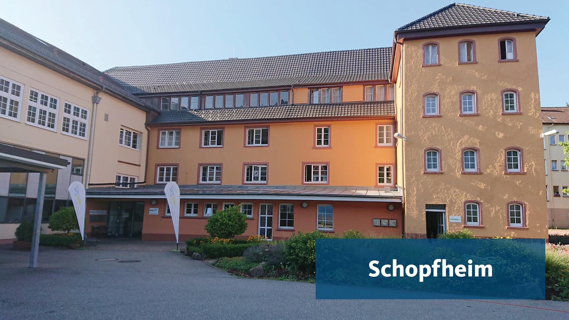 Standort Schopfheim