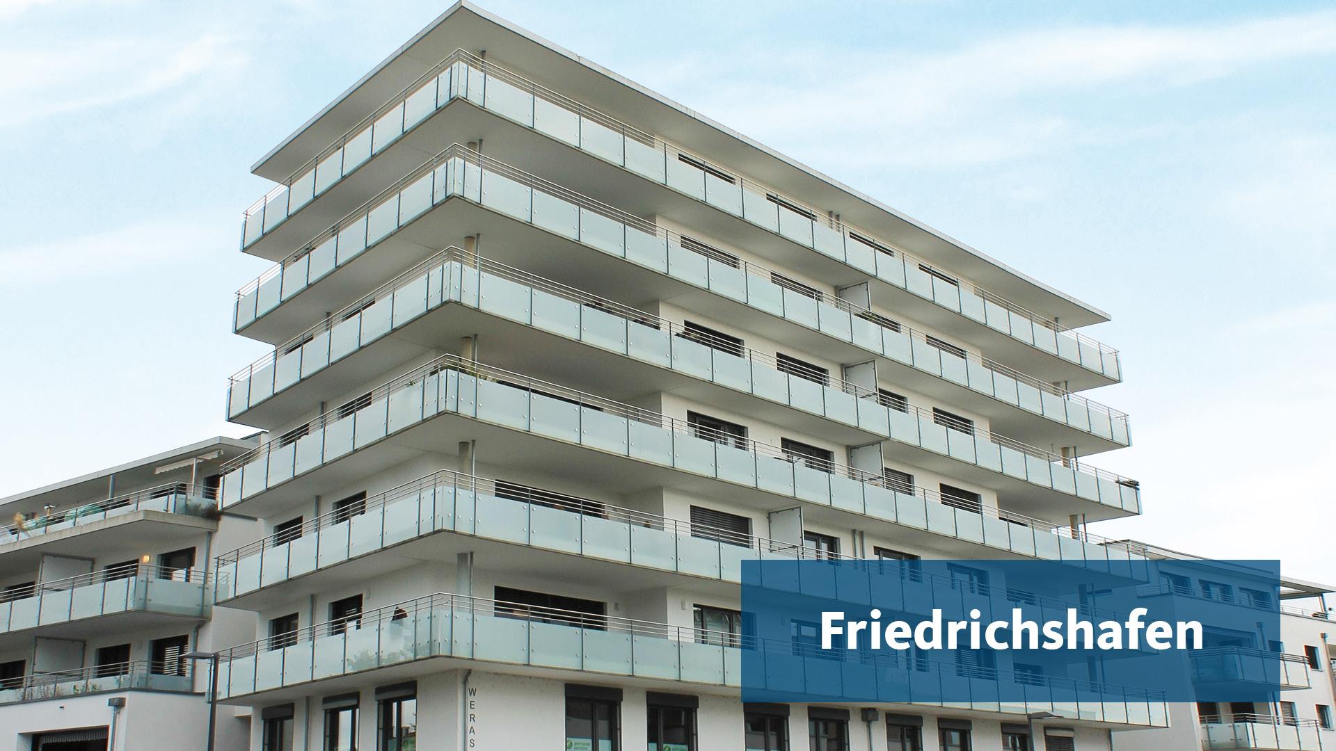 Standort Friedrichshafen